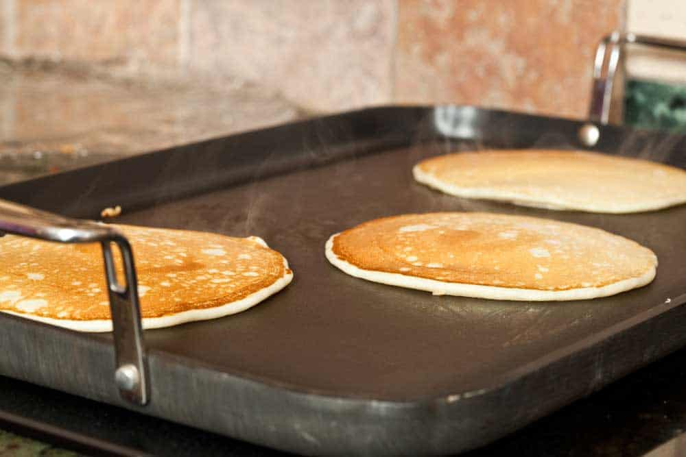 grill griddle combo