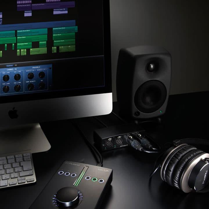 Music production Singapore
